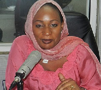 Samira Bawumia, Wife of the NPP Vice Presidential Candidate