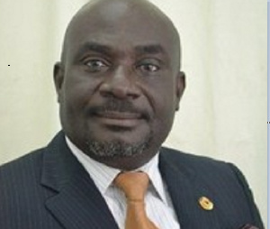 Veteran Ghanaian actor, Nii Saka Brown