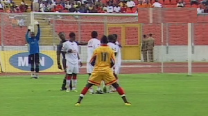 Don Bortey did the iconic pose which has become the trademark of C. Ronaldo