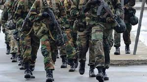 Galamsey fight: 400 soldiers deployed to remove galamseyers on Pra tributaries