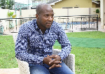 Ibrahim Tanko refutes Legon Cities links but fails to rule out move