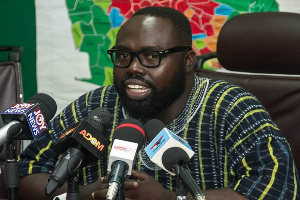 Deputy General Secretary of the NDC, Peter Boama Otokunor