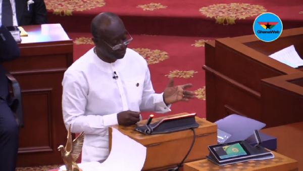Debt accumulation rate, deficit lowered – Ofori-Atta