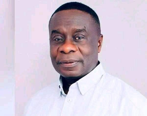 Joe Gyaakye Quayson is the MP for Assin North