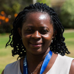 Dr. Augustina Sylverken Kumasi Center for Collaborative Research (KCCR)