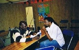 Joel Savage interviews Lucky Dube