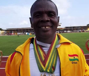 Coach Kwesi Ofori Asare