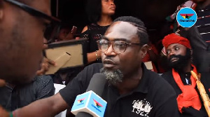 Countryman Songo speaks to GhanaWeb.com on what he makes of attendance at Ebony's one week memorial