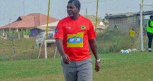 Asante Kotoko coach Maxwell Konadu