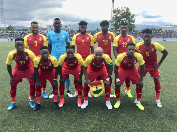 Black Stars fly out of Sao Tome after AFCON 2021 Qualifier