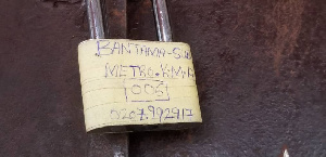KMA has locked shops of traders who have defaulted payment of their business operating permit