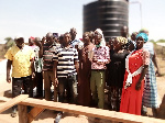 Canteen Assemblyman hands over mechanized borehole to community