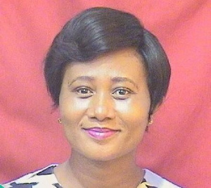Dr. Hannah Vivian Osei, senior lecturer at the Department of Human Resource and Org.Dev., KNUST