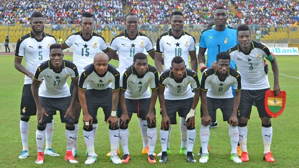 Ghana is currently behind Kenya in the qualifying group by four points
