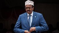 Somali President Mohammed Abdullahi Farmajo