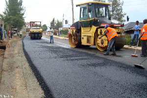 Road constructors have been advised to professionally build roads. File photo