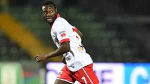 Kingsley Boateng Serie C