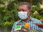 Samuel Kwakye is the FDA boss in the Eastern region