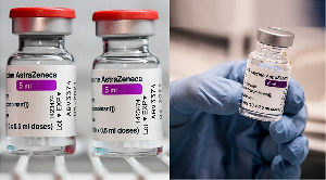 Ghana has taken delivery of more AstraZeneca vaccines