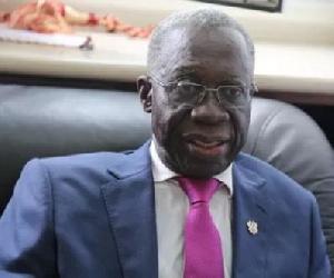 Osafo Maafo, Senior Minister