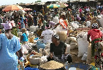 Traders at Kojokrom market worried over bad drainage system