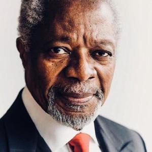 Kofi Anan Un