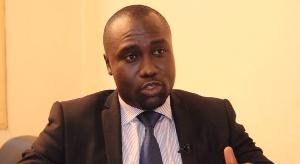 Lawyer Gary Nimako