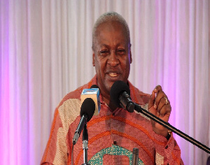 Ex-president Mahama said that President Akufo--Addo cannot sleep because of the nation's challenges