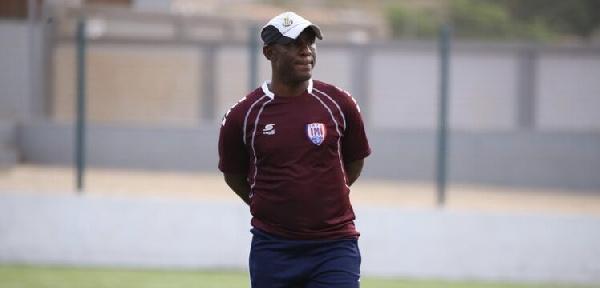 Inter Allies coach, Felix Aboagye