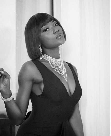 Negative comments don\'t hurt me - Efya