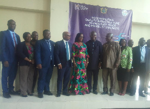 GSA, Local Government officials in a group photo