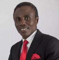 Dr.Bishop Ogyiri Asare
