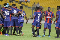 Legon Cities FC pipped favourites Olympics