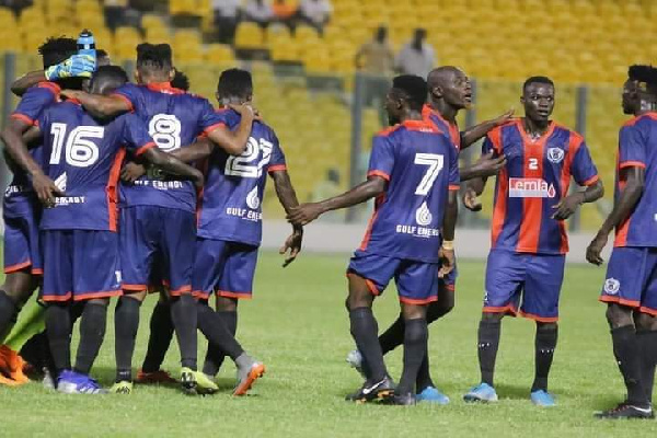 GPL match report: Legon Cities FC stun Olympics with deserved 2-0 win