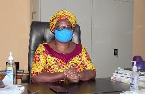 Mercy Babachuweh, Headmistress of Navrongo SHS