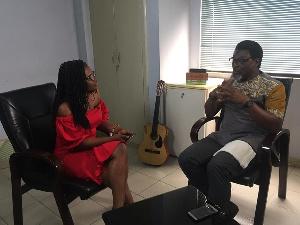 Ogochukwu Nweke spoke to GhanaWeb on 'Love in Today's Digital Age'