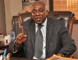 Deputy Minister of Trade, Carlos Kingsley Ahenkorah