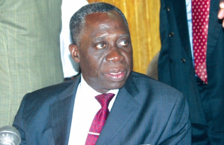 Yaw Osafo-Marfo was appointed by President Akufo-Addo as a Senior Minister