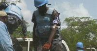 The Police arrived to intervene