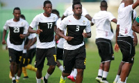 Coach Kwesi Appiah is hoping to put the players through their paces early in Accra.