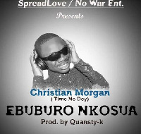 Talented Kidz fame Christian Morgan best known as 'Time No Dey' releases track