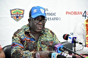 Chief Executive Officer of Hearts of Oak, Fredrick Moore