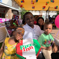 Accra Mall's family club is a way giving families an exciting shopping experience