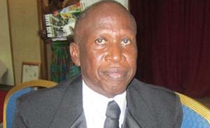 Football legend, Osei Kofi
