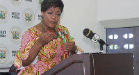 Otiko Afisa Djaba is Minister in charge of Gender, Children and Social Protection