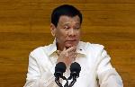 Philippine President, Rodrigo Duterte