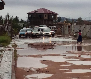 The communities within the Ga West Municipality say they feel neglected in terms of road development