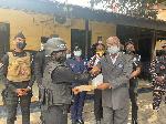 Melcom honours Constable Safowaa for outstanding performance
