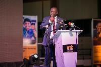 CEO of Universal Merchant Bank, John Awuah