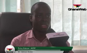 Dr. Ishmael Ackah is ?Policy Advisor at Africa Centre for Energy Policy(ACEP)